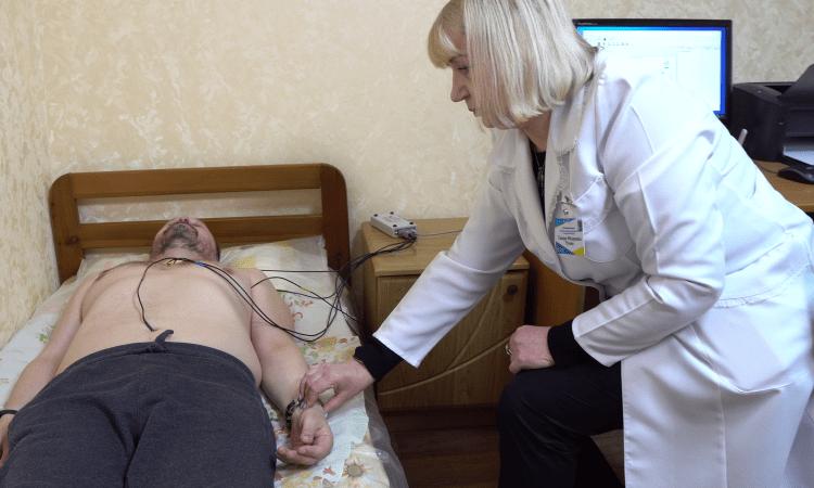 Диагностика на аппарате АМП