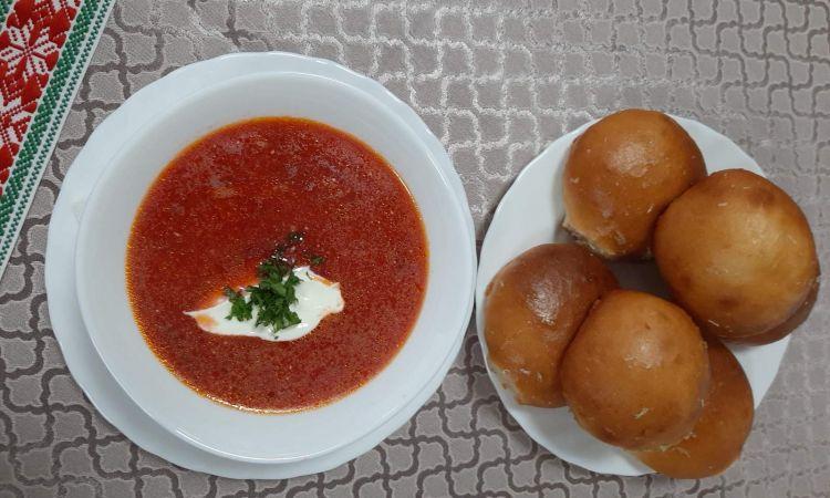Четверг - день белорусской кухни