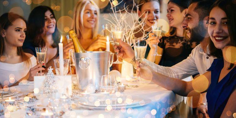 Зажигай Новый год с нами!