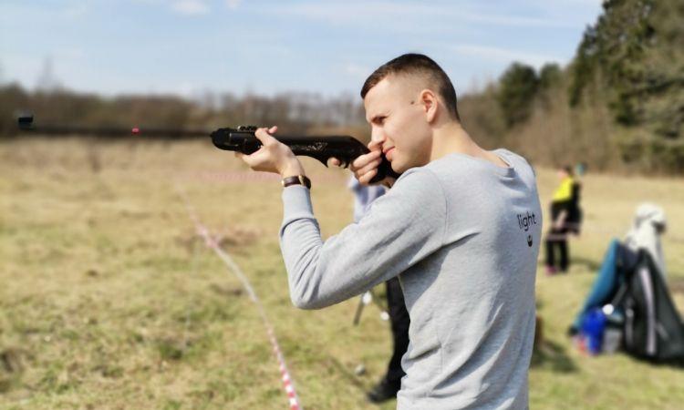 Областные соревнования по пулевой стрельбе